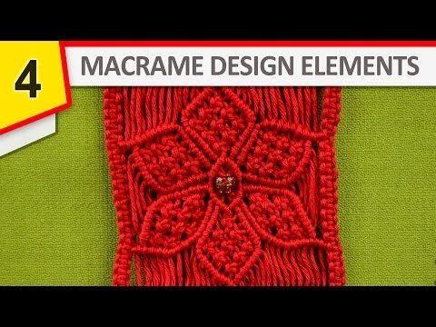 Macrame 101 part1 - YouTube