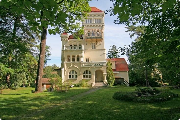 Stocksund - Danderyd - Stocksund, Villa Hexa (Bergstigen 25)