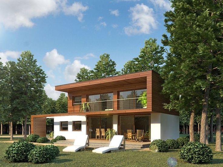 плоская крыша в каркасном доме - Поиск в Google