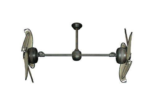 17 best ideas about double ceiling fan on pinterest
