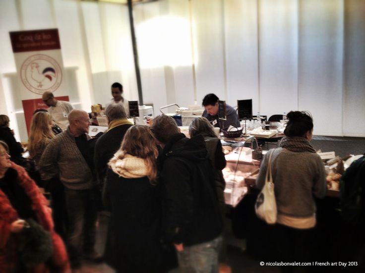 FAD2013 - PARIS-KØBENHAVN FRANSK-DANSK KULTURFESTIVAL i Øksnehallen, Gastronomy Corner I Mere info: frenchartday.com