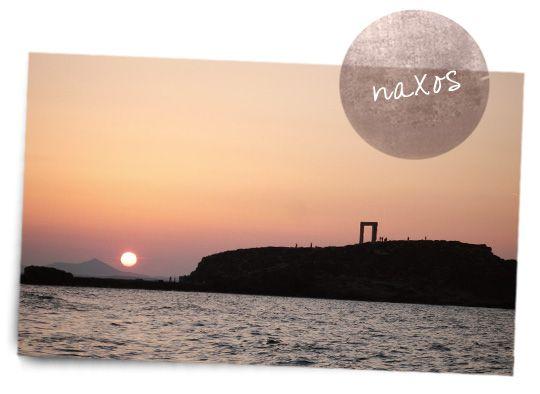 Romantic Getaway in Naxos Island, Greece