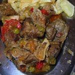 Ternera Guisada Te enseñamos a cocinar recetas fáciles cómo la receta de Ternera Guisada y muchas otras recetas de cocina.