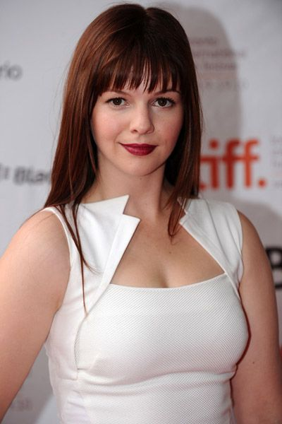And Amber tamblyn bikini that
