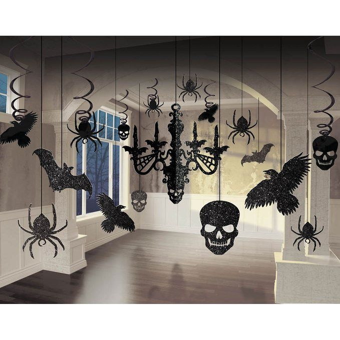 Any student at any school of witchcraft  wizardry might have - halloween indoor decorating ideas