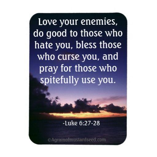 Bible Quotes Enemies: Fujifilm