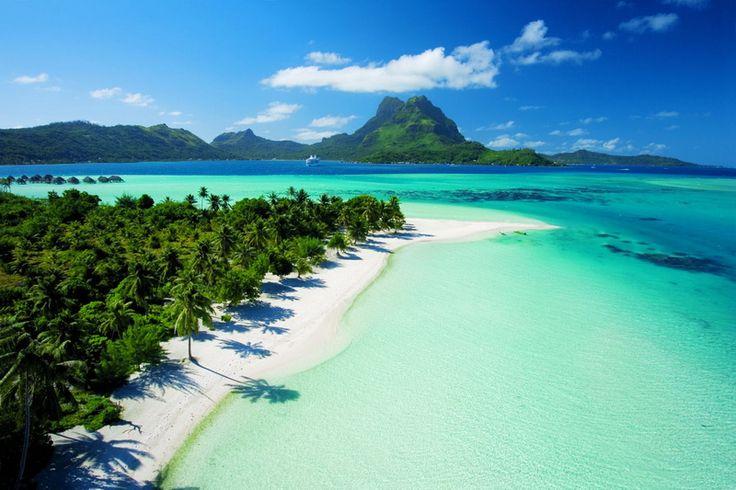 Bora Bora, Polinezia Franceza