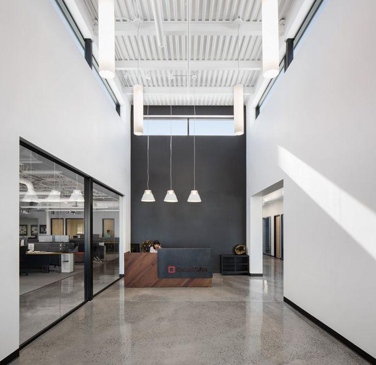 Global Vision Head Office   Rubin & Rotman Architects