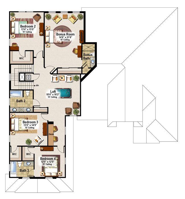 Wonderland homes belmont floor plan