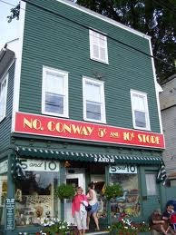 north conway new hampshire. The 5 and dime! Been here so many times