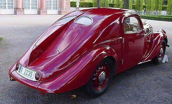 '38 Skoda popular sports monte-carlo coupe