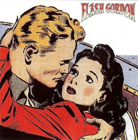 Flash Gordon® & Dale
