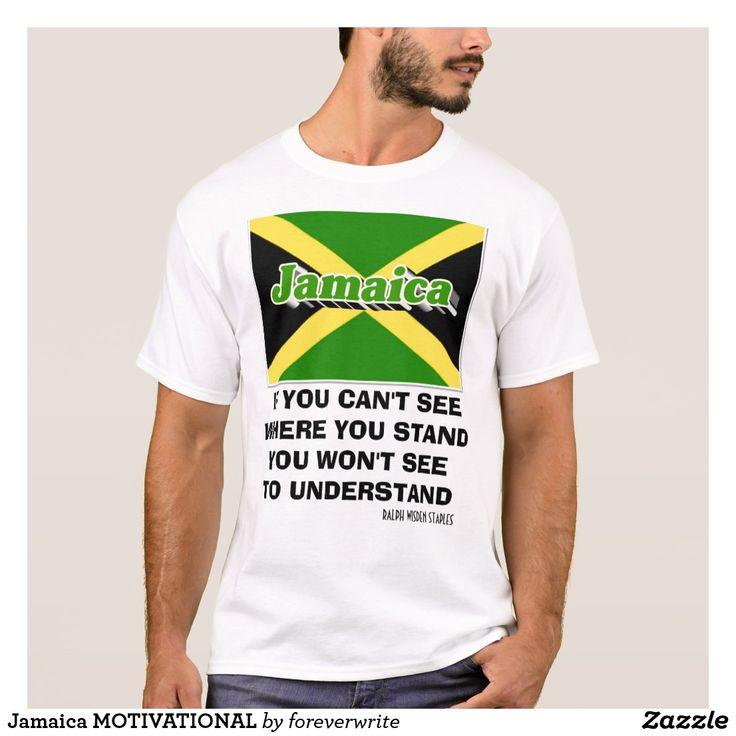 Jamaica MOTIVATIONAL T-Shirt