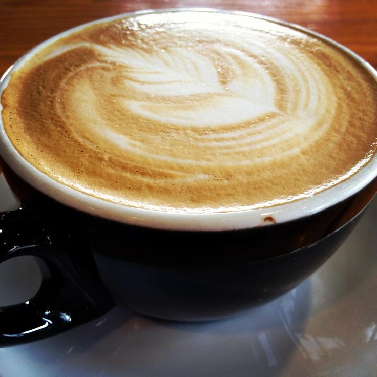 Latte foam art. #coffee #latte #coffeeart