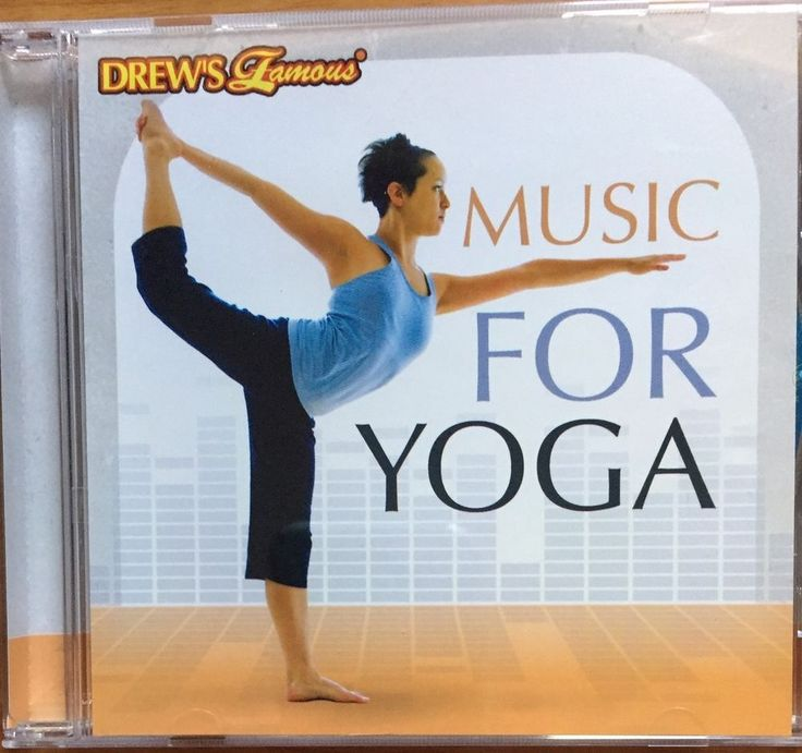 Music for Yoga CD Drews Famous