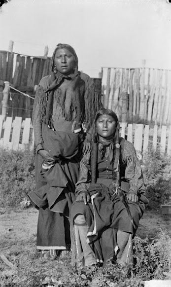 Kiowa men - no date | Native American | Pinterest