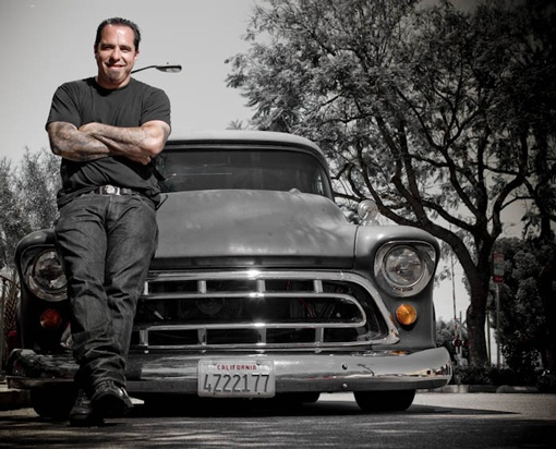 Corey Miller also has GREAT taste in classic rides.
