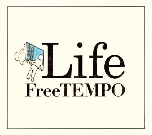 FreeTEMPO名義でのラストアルバムとなる「Life」のジャケット。