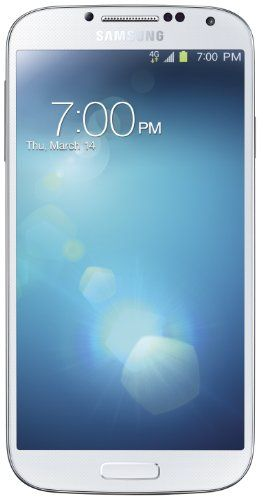 Cheap Best Price Samsung Galaxy S 4 4G Android Phone, White (Sprint) Sale Low Price Mother's day