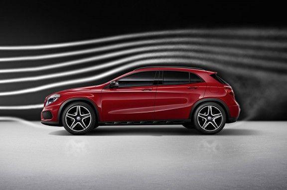 Se trata de la nueva generación de SUV compactos de Mercedes-Benz, que completa la gama de todoterrenos ofrecida por la marca (GLK, ML, G y GL) y es la más accesible. Llega en dos versiones, GLA 200 con tracción simple, y 250 con tracción integral