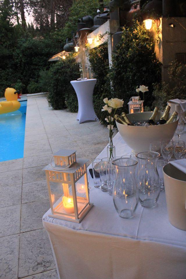 Bar cocktail chez Mr Arman - Repas privé pour Rolls Royce