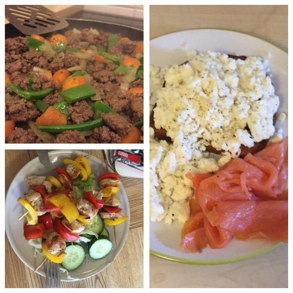 """Hollyoaks very own Charlie Wernham...    """"Thanks to @MuscleFoodUK for keeping me healthy until I can back in the gym. Egg whites, salmon, kebabs, mince #LoveIt"""" www.musclefood.com"""