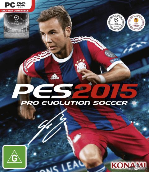 Pro Evolution Soccer 2015 PC [Torrent] [Español]