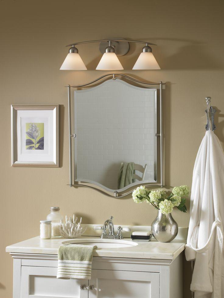 Bathroom Lighting Needs 24 best bath & vanity lighting images on pinterest | vanity