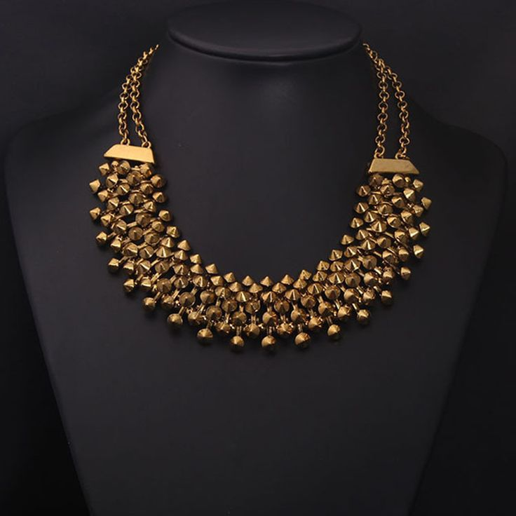 Европейский марка золото себе винтажный ожерелье колье ожерелье женщины кулон ожерелье 279