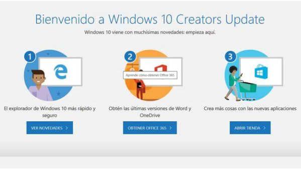 La última gran actualización de Windows 10, llamada Windows 10 Creators Update, se estrenó el pasado 5 de abril. Se trata de una de las dos grandes actualizaciones anuales que Microsoft tiene planeadas para Windows, ahora que se ha convertido en un servicio. Puedes hacerte con ella bien a través de las actualizaciones automáticas de Windows 10, o mediante una instalación manualWindows 10 Creators Updateincluye muchas novedades y mejoras que...