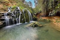 Ruta nacimiento Río Vinalopo-El molí de la umbria, Banyeres de Mariola, Alicante.