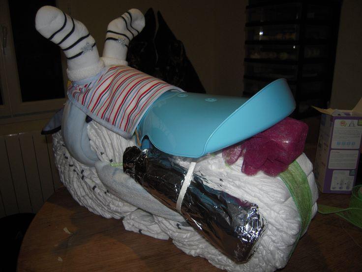 les 25 meilleures id es de la cat gorie g teaux moto fait. Black Bedroom Furniture Sets. Home Design Ideas