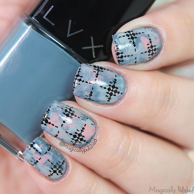 Bundle Monster: Festival Collection Stamping Plates Nail Art   Nail Art