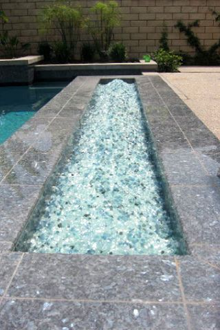 glass fire pit tutorial