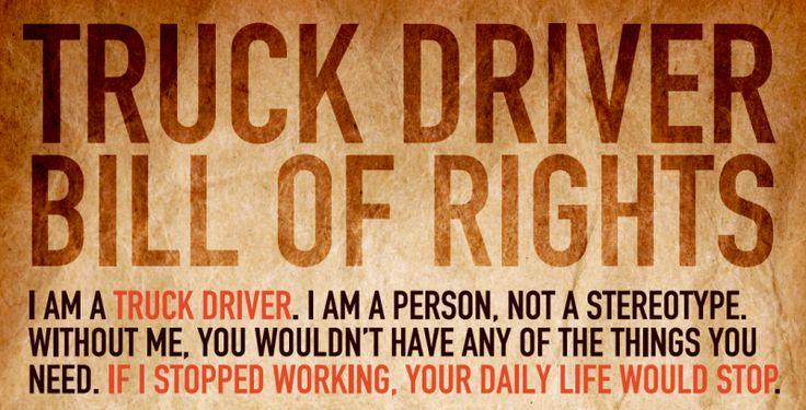 Famous Truck Driver Quotes. QuotesGram