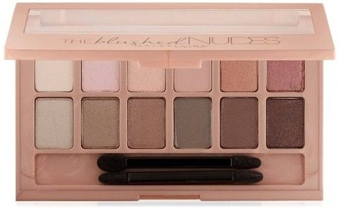 THE BLUSHED NUDES