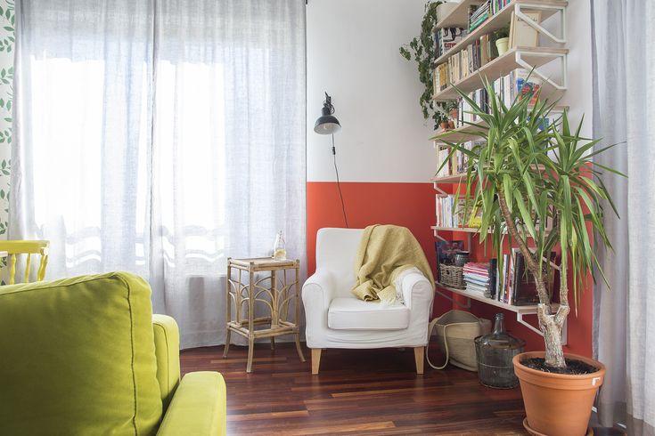 Aranżacja salonu w stylu GROWTH