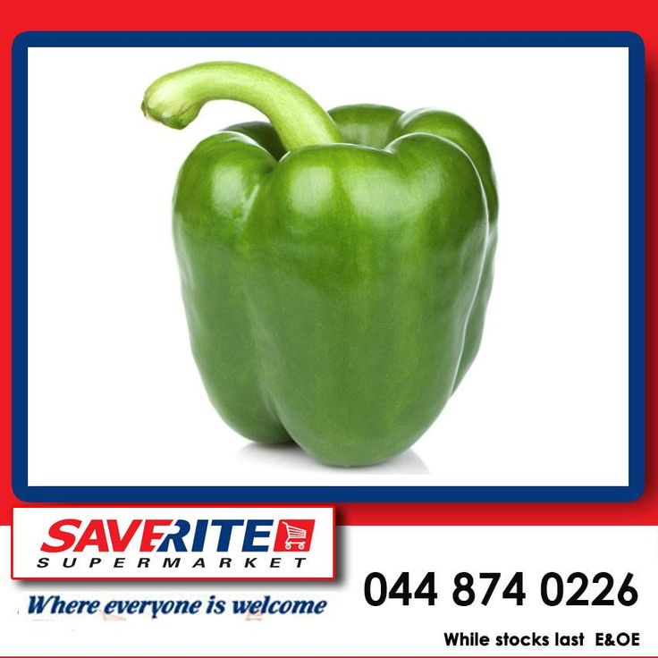 If you are only going to use half of a pepper, cut it in half and store the portion with the stem on. The stem will keep the leftover pepper fresh 3-4 times longer. #lifestyle #freshfood #supermarket