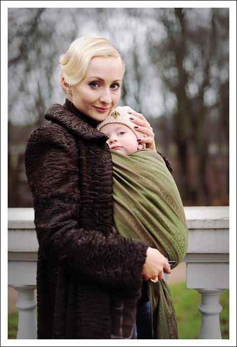 Ellevill Zara Wrap - Forest   Baby wearing, Zara, Baby wraps