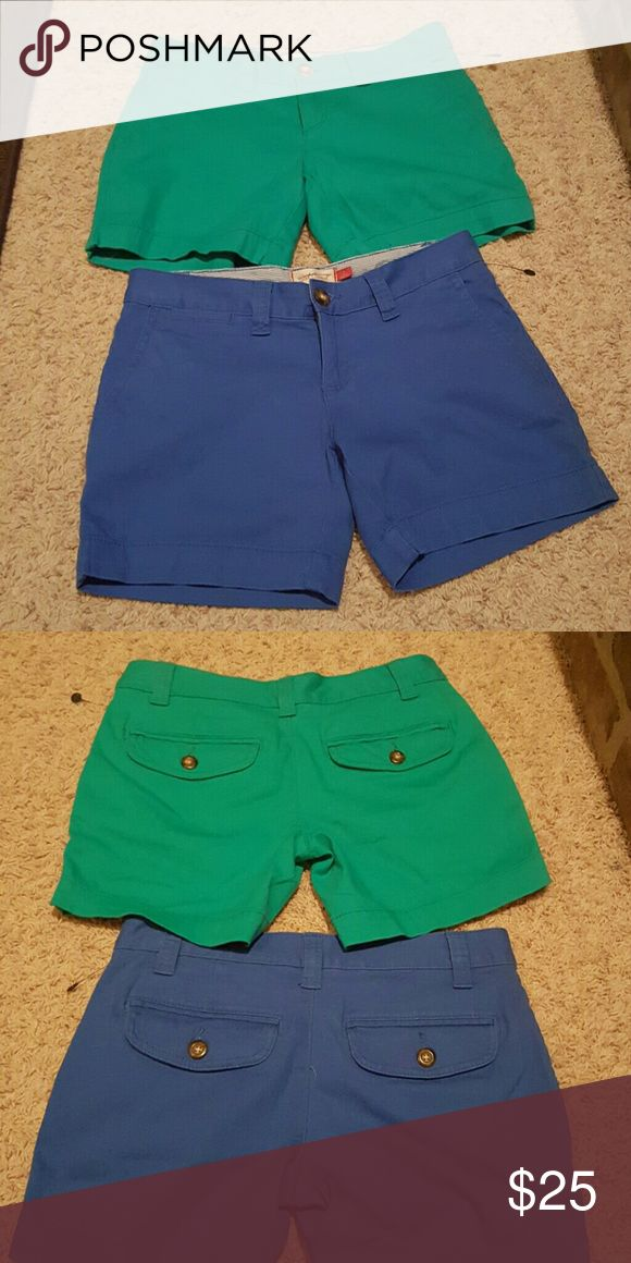 Red Camel Shorts Two pair of Red Camel Shorts..NWOT never worn... Red Camel Shorts