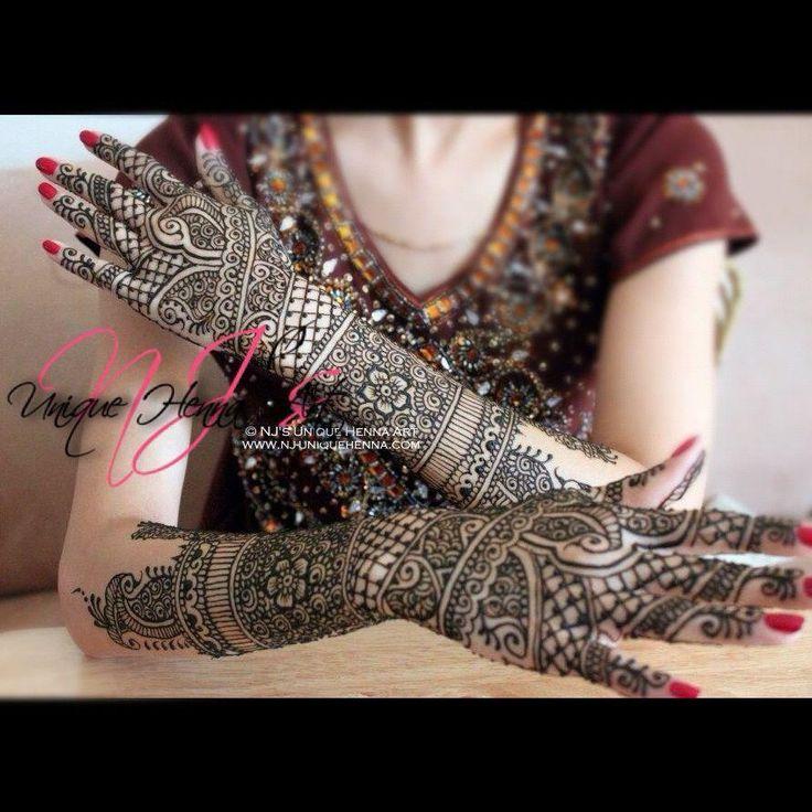 Henna Mehndi New Jersey : Nj s henna art bridal mehndi designs pinterest