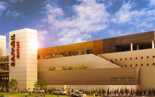 Roof Top con #calderas de alto rendimiento de Adisa en la remodelación del centro comercial Sambil Outlet de Madrid