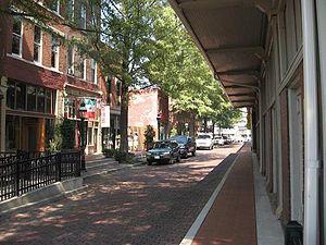 Paducah, Kentucky, TONS of Antique Shops!!