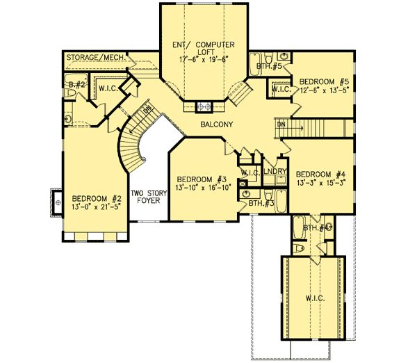 25 best images about house plans ii on pinterest 3 car for Game room floor plans ideas