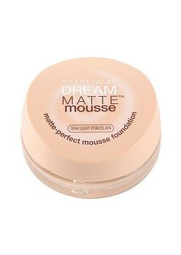 10-14e Dream Matte Mousse meikkivoide 18ml, 0008/light beige