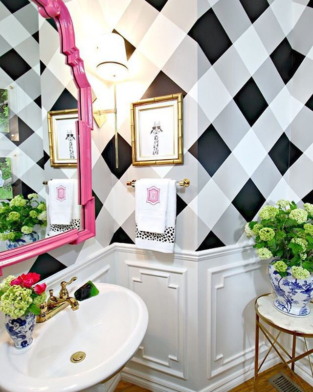 25 Inspirations Showcasing Hot Home Office Trends: 25+ Best Ideas About Plaid Wallpaper On Pinterest