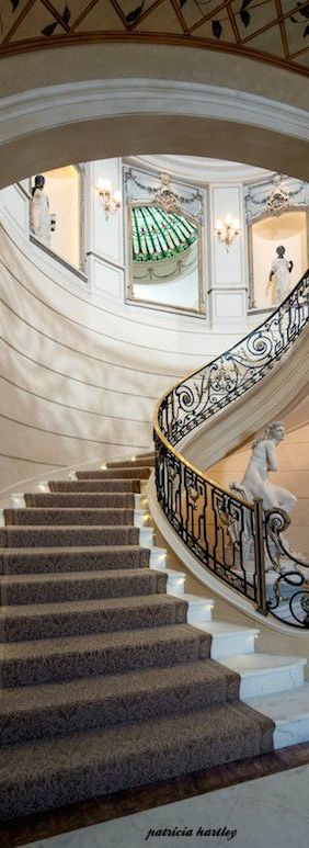 756 Best Beautiful Staircase Images On Pinterest | Stairs, Architecture And  Railings