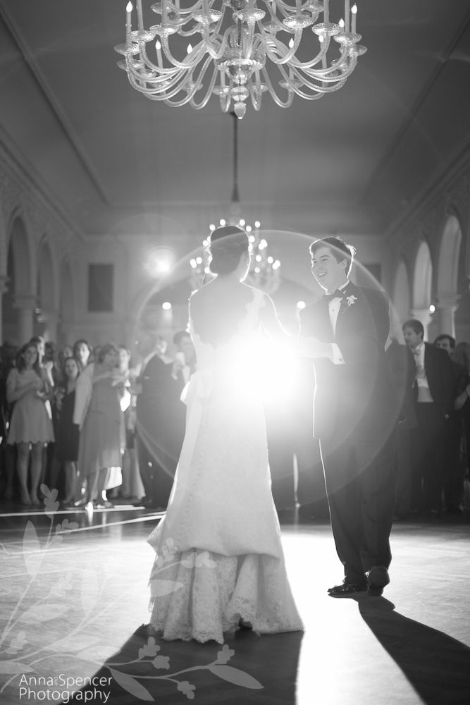 intimate wedding packages atlantga%0A Anna and Spencer Photography  Atlanta Documentary Wedding Photographers   Bride and Groom u    s First Dance at their wedding reception at the the  Peidmont