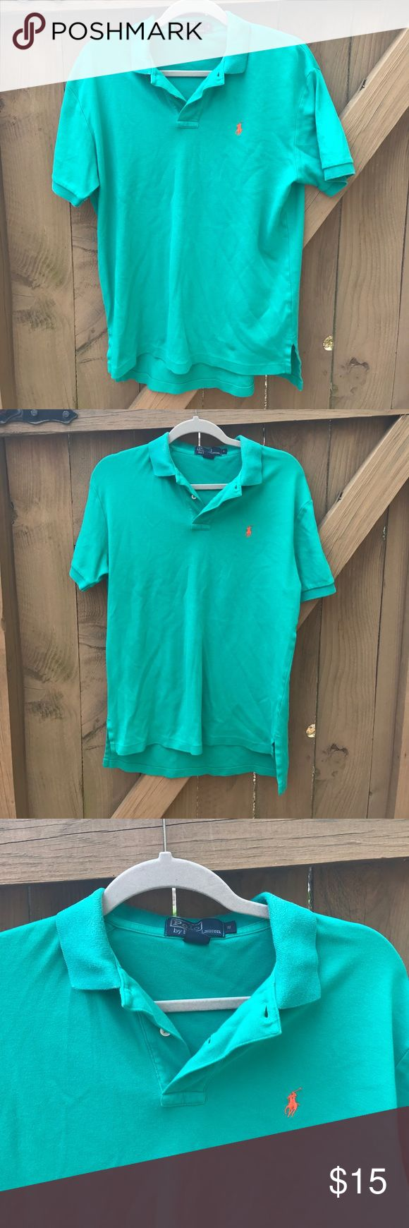 Size small green Polo by Ralph Lauren polo shirt Size small green Polo by Ralph Lauren polo shirt Polo by Ralph Lauren Shirts