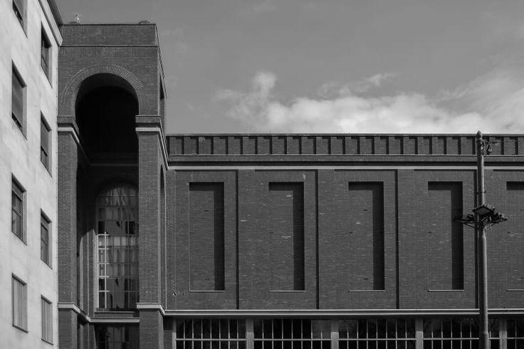 Giovanni Muzio, ROREMAAS / Asnago, Margione, Rossi Renier · Architecture, substance and sculpture by Giovanni Muzio in Modern Milan